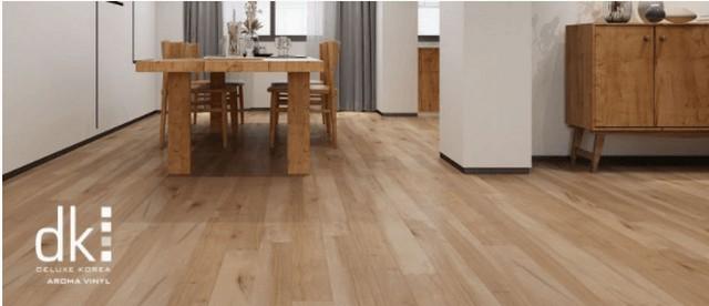 Ván sàn nhựa giả gỗ nhập khẩu chính hãng, chất lượng cao 2021