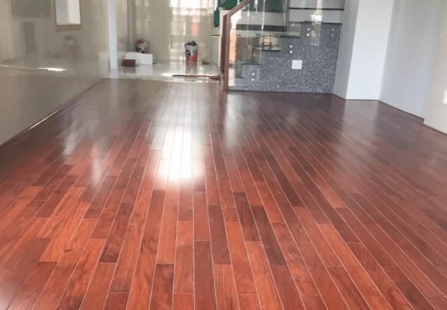 Sàn gỗ căm xe - Ván gỗ tự nhiên lâu đời và thông dụng tại Việt Nam