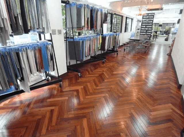 Sàn gỗ Lim tự nhiên cao cấp tại thị trường Việt năm 2021