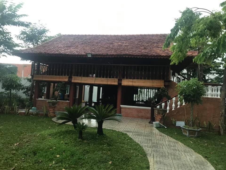 Nhà bazan của A Hiển ở Củ Chi, TP.HCM