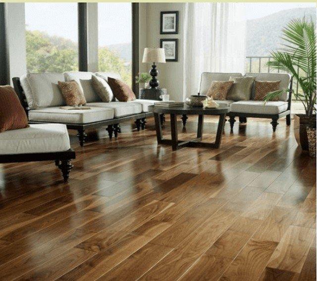 Sàn gỗ Óc Chó tự nhiên sang trọng, đẳng cấp nhập khẩu uy tín