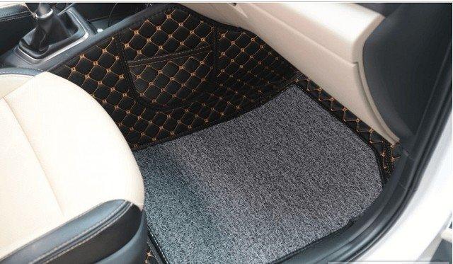 Dùng sàn nhựa ô tô lót sàn xe có phải là lựa chọn tốt nhất